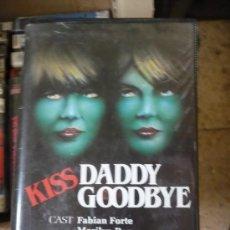 Cine: KISS DADDY GOODBYE (1980) VHS.. Lote 116733234