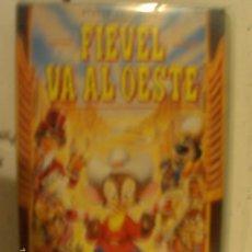 Cine: FIEVEL VA AL OESTE. Lote 26611684