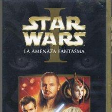Cine: STAR WARS I. LA AMENAZA FANTASMA. Lote 15178545
