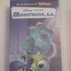 Cine: MONSTRUOS,S.A.. Lote 27272627