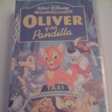 Cine: OLIVER Y SU PANDILLA. Lote 26932760