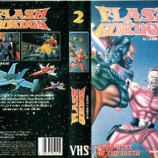 Cine: FLASH GORDON VOL.2 (DEFENSORES DE LA TIERRA). ANIMACION. DIBUJOS ANIMADOS. Lote 26781090