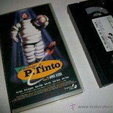 Cine: EL MILAGRO DE P TINTO - JAVIER FRESSER / LUIS CIGES - VHS - CINE ESPAÑOL. Lote 25420790