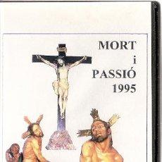 Cine: * MANISES * MORT I PASSIÓ 1995. Lote 25443767