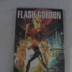 Cine: PELICULA VHS FLASH GORDON POLYGRAM VIDEO. Lote 25936677