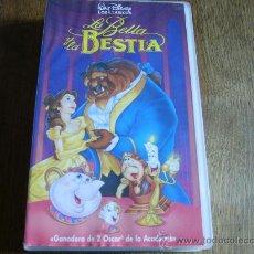 Cine: LA BELLA Y LA BESTIA -ORIGINAL-. Lote 26118495