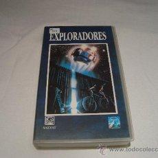 Cine: PELICULA VHS EXPLORADORES . Lote 26225507