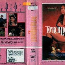 Cine: CINTA ORIGINAL (VHS) SEXY PAMELA SUE MARTIN EN TORCHLIGHT DESCATALOGADA. Lote 16669901