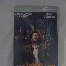 Cine: PELICULA VHS LOS INMORTALES ( FILMAYER). Lote 27393677