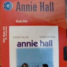 Cine: WOODY ALLEN. ANNIE HALL. Lote 17060404