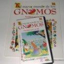 Cine: EL LIBRO DE LOS GNOMOS + CINTA VHS Nº22. Lote 27560636