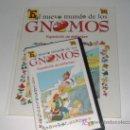 Cine: EL LIBRO DE LOS GNOMOS + CINTA VHS Nº20. Lote 27355405