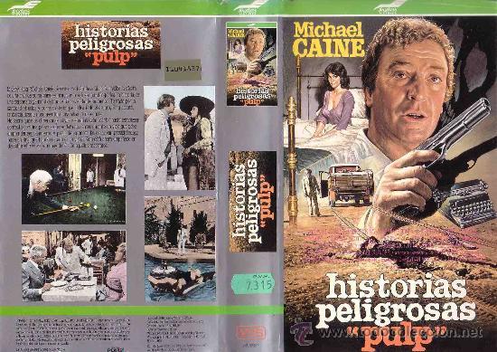 HISTORIAS PELIGROSAS (Cine - Películas - VHS)