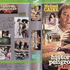 Cine: HISTORIAS PELIGROSAS. Lote 17100737
