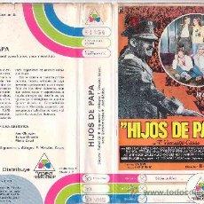 Cine - HIJOS DE PAPA RAFAEL GIL Y FERNANDO VIZCAINO CASAS DESCATALOGADA - 17366214