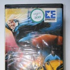 Cine: VHS GOLPE POR GOLPE / CHUCK NORRIS / 1981. Lote 26926013