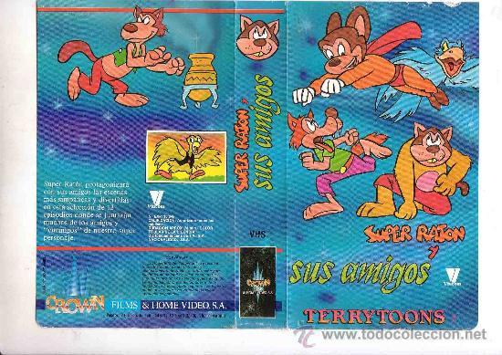 super raton y sus amigos dibujos animados  Comprar Pelculas de