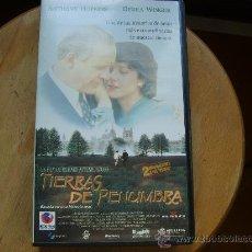 Cine: TIERRAS DE PENUMBRA -ORIGINAL-. Lote 25977570