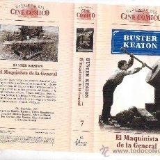 Cine: EL MAQUINISTA DE LA GENERAL. Lote 19269306