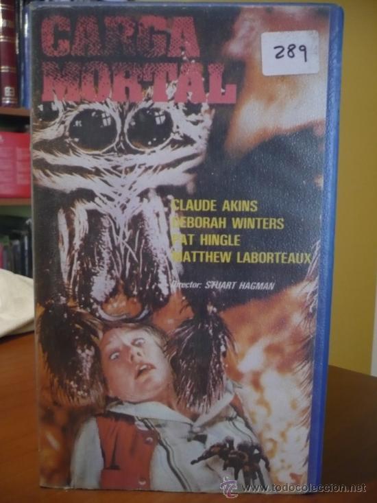 CARGA MORTAL (1977) VHS. (Cine - Películas - VHS)