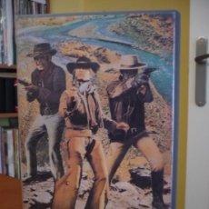 Cine: DESAFIO EN RIO BRAVO (1965) VHS - SPAGUETTI WESTERN.. Lote 18155617