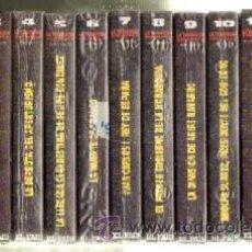 Cine: LA TRANSICION ESPAÑOLA. EL PAIS (13 VHS) (VHS-166). Lote 21603094