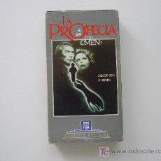 Cine: LA PROFECIA - CINTA VHS ORIGINAL -. Lote 19238993