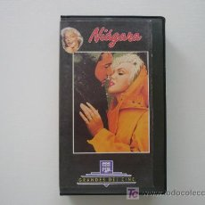Cine: NIÁGARA - CINTA VHS ORIGINAL -. Lote 19268325