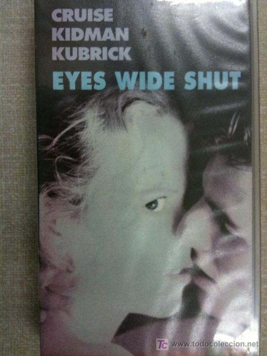 Cine: VHS-VIDEO-EYES WIDE SHUT-TOM CRUISE Y NICOLE KIDMAN DE STANLEY KUBRICK-NUEVA Y PRECINDADA - Foto 1 - 26781144