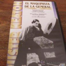 Cine: EL MAQUINISTA DE LA GENERAL (BUSTER KEATON). Lote 19557461