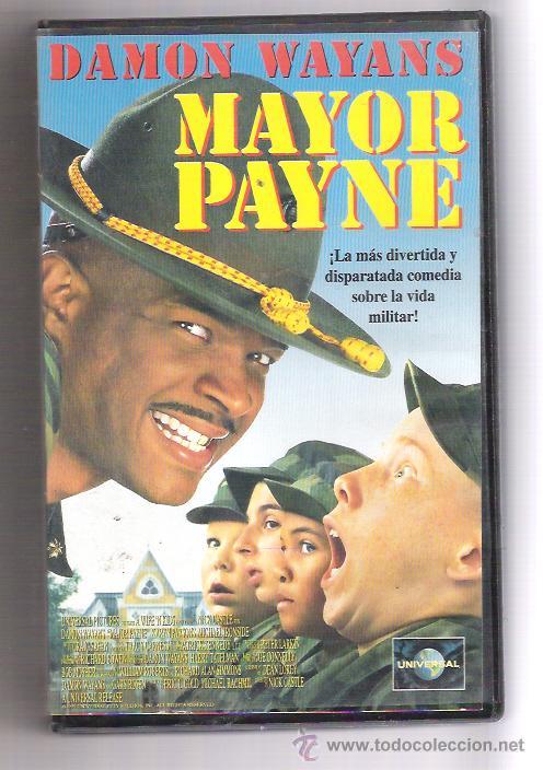 e2d948fa80e45 Vhs mayor payne - damon wayans - Vendido en Venta Directa - 19613068