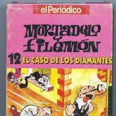 Cine: MORTADELO Y FILEMÓN Nº 12 - EL CASO DE LOS DIAMANTES - 1994. Lote 19739838