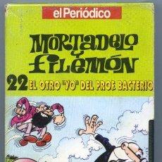 Cine: MORTADELO Y FILEMÓN Nº 22 - EL OTRO YO DEL PROFESOR BACTERIO - 1994. Lote 19740018