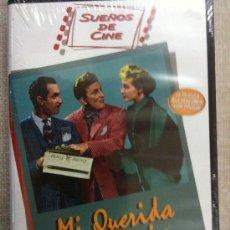 Cine: PELICULA-VHS-MI QUERIDA SECRETARIA-KIRK DOUGLAS,CLASICO INTEMPORAL-NUEVA CON PRECINTO ORIGINAL. Lote 26781140