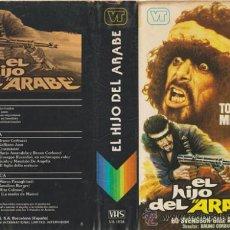Cine: VHS VIDEOTECNICS\. EL HIJO DEL ARABE • DIR. BRUNO CORBUCCI • DVD GRATIS • TOMAS MILIAN • POLIZIESCO. Lote 50263544