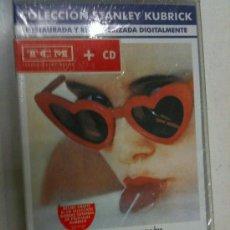 Cine: VHS-LOLITA-STANLEY KUBRICK(1962)CLASICO IMPRESCINDIBLE-RESTAURADA-REMASTERIZADA-NUEVA PRECINTADA. Lote 25525160