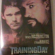 Cine: VHS-TRAINING DAY(DÍA DE ENTRENAMIENTO)-GANADORA DE UN OSCAR-NUEVA PRECINTADA. Lote 21742153