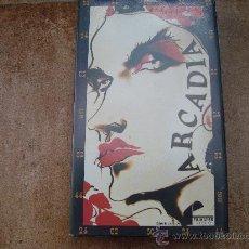 Cine: PELICULA VHS ARCADIA FILMAYER VIDEO 1987 . Lote 27188708