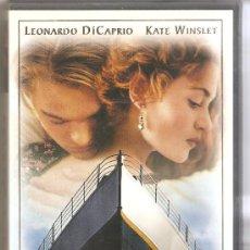 Cine: TITANIC VHS. Lote 21041751