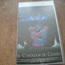Cine: PELICULA VHS EL CORTADOR DE CESPED FILMAYER VIDEO 1993 . Lote 26468582