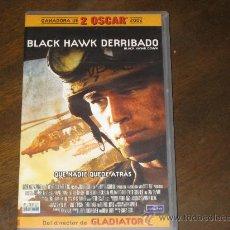 Cine: BLACK HAWK DERRIBADO - RIDLEY SCOTT. Lote 26010856