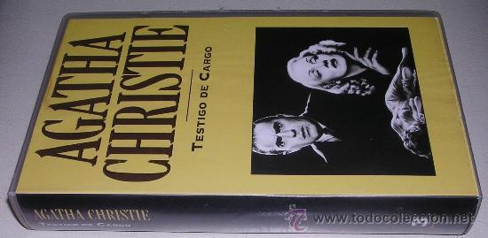 Cine: TESTIGO DE CARGO - TYRONE POWER - MARLENE DIETRICH - C LAUGHTON - POCAS SEÑALES DE USO - Foto 3 - 24714871