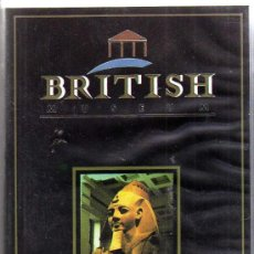 Cine: VHS - BRITISH MUSEUM - EGIPTO. Lote 21675391