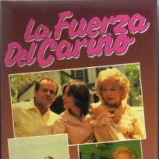 Cine: VHS - LA FUERZA DEL CARIÑO - SHIRLEY MACLANE / JEFF DANIELS / DEBRA WINGER. Lote 21676071