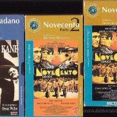 Cine: VHS LAS CIEN PELICULAS DE NUESTRA VIDA - LOTE DE 39 PELICULAS , OFERTA. Lote 21711887