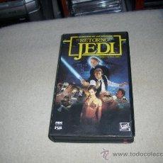 Cine: PELICULA VHS EL RETORNO DEL JEDI. Lote 40469615