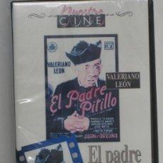 Cine: VHS-EL PADRE PITILLO,VALERIANO LEÓN,DIRIGIDA POR JUAN DE ORDUÑA,IMPRESCINDIBLE-NUEVA PRECINTADA. Lote 27635424