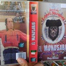 Cine: EL MONOSABIO SEMI NUEVA. Lote 22960294