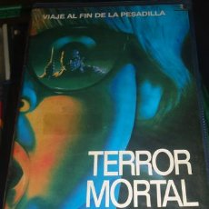 Cine: TERROR MORTAL (DEATH VALLEY) / CINTA V.H.S / TERROR. AÑO 1982 / DIRIGE DICK RICHARDS. Lote 23252230