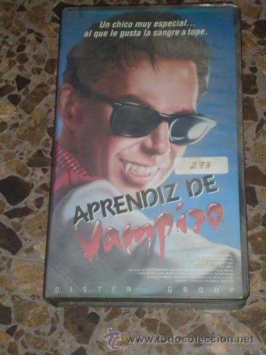 APRENDIZ DE VAMPIRO / TEEN MOVIE.. SEXO, SANGRE Y ADOLESCENTES - VHS (Cine - Películas - VHS)